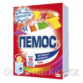 """Стиральный порошок Пемос Автомат """"Color"""", 350 гр, картонная упаковка"""