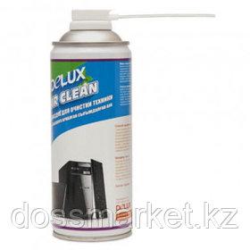 Баллон со сжатым воздухом Delux Air Clean, 400 мл