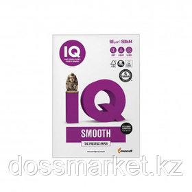 Бумага IQ Smooth, А4, 90 гр/м2, 500 листов в пачке