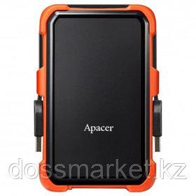 """Жесткий диск 2 TB, Apacer AC630, 2.5"""", USB 3.2, HDD, оранжевый"""