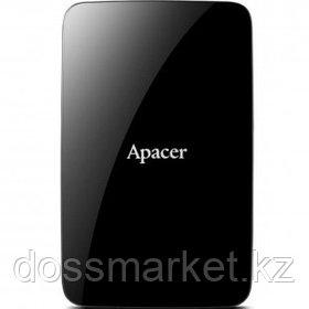 """Жесткий диск 1 TB, Apacer AC233, 2,5"""", USB 3.1, HDD, черный"""