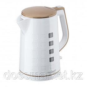 Электрический чайник Scarlett SC-EK18P58, 1,7 л, белый
