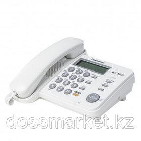 """Телефон проводной Panasonic """"KX-TS2356 RUW"""", белый"""