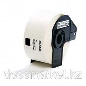 Этикетки адресные Brother DK-11208, 38*90 мм, белые