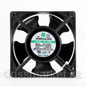 Вытяжной вентилятор Ship 701022000, черный