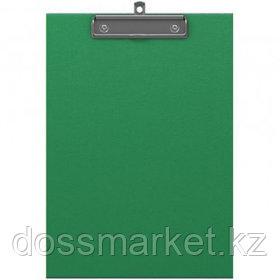 """Планшет А4 формата Erich Krause """"Standard"""", с верхним прижимом, зеленый"""