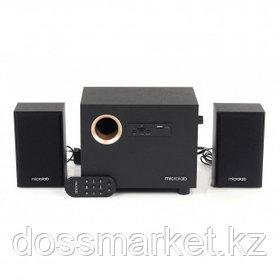 Акустическая система Microlab M-105R, 10 Вт, RMS 2,5Wx2+5W, черная