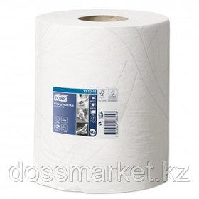 Полотенца бумажные с центральной вытяжкой Tork Плюс, 125 м, 2-слойные, белые
