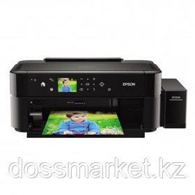 Принтер струйный цветной Epson L810, A4, 5760*1440 dpi, USB 2.0