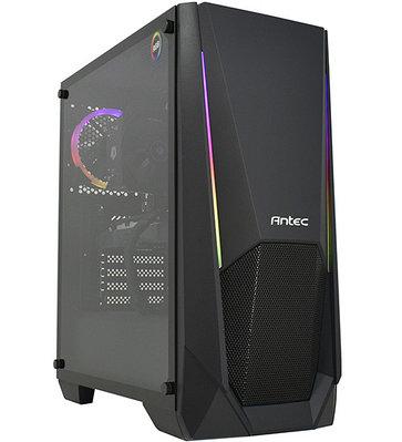Персональный компьютер PULSER Advanced Core i7-10700F-2.9GHz/SSD 512GB черный