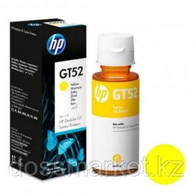 Чернила HP GT52 для HP DeskJet GT5810/5820, Ink Tank 110/310/410, M0H56AE, желтые, 70 мл