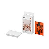 Бумага Xiaomi Mi Portable Photo Printer Paper для портативного фотопринтера