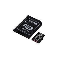 Карта памяти Kingston SDCS2/128GB Class 10 128GB + адаптер, фото 1