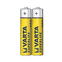 Батарейка VARTA Superlife Micro 1.5V - R03P/AAA 2 шт. в пленке