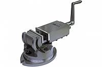 Станочные двухосевые прецизионные тиски AMV/SP-125
