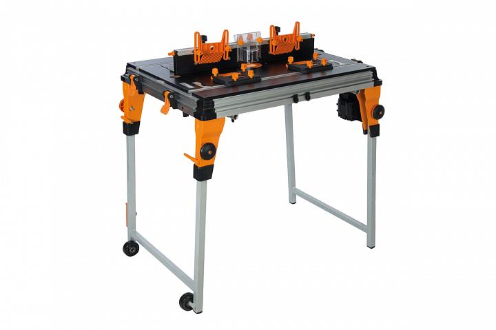 Универсальный стол TWX7 с фрезерным модулем TWX7RT001 TRITON TWX7RTKIT - фото 1