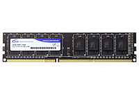 ОЗУ Team Group DDR3 8Gb-1600MHz, CL11-11-11-28, Black, TED38G1600C1101