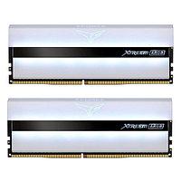 ОЗУ Team Xtreem ARGB WHITE 16Gb(8x2)-3600MHz CL18, 1.35V, TF13D416G3600HC18JDC01