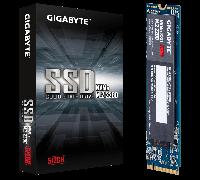 Твердотельный накопитель 512GB SSD Gigabyte Форм-Фактор: M.2 2280, Интерфейс: PCIe Gen3x4 with NVMe, Скорость