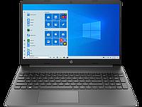 Ноутбук HP 15S-FQ1082UR, CI3-1005G1 1.2ГГц-15.6*-1920x1080- 4Gb- 256Gb SSD- UHD- Win10H-Grey