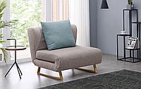 Кресло-кровать Rosy, бежевый/мята