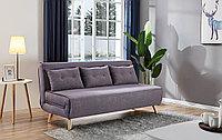 Диван-кровать Jillian, лилово-серый