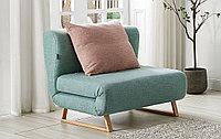 Кресло-кровать Rosy, мята/коралловый