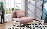 Кресло-кровать Rosy, коралловый