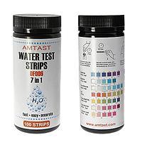 Тест-полоски для определения качества воды 7 в 1 (100 тестов)