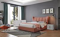 Комплект для спальни Venezia, коралловый/белый