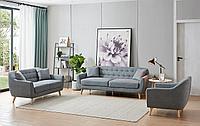 Комплект мягкой мебели Stockholm, серый