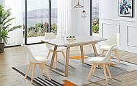 Стол Norfolk + 4 стула Ulric