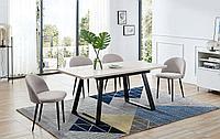 Стол Denver + 4 стула Judith