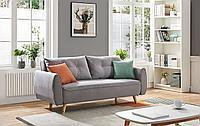 Диван-кровать Beatrix, серый