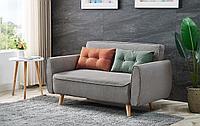 Диван-кровать Charm, серый/мультиколор