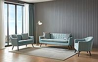 Комплект мягкой мебели Florence, мята
