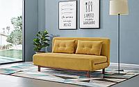 Диван-кровать Doris, желтый