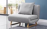 Кресло-кровать Rosy, серый/без принта