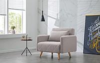 Кресло-кровать Cardiff, серо-бежевый