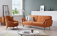 Комплект мягкой мебели Edinburgh, терракотовый