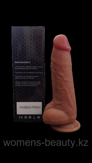 Фалоиммитатор Reall Feel Fresh - Rocco XL Premium Royal