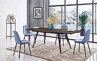 Стол Vermont + 4 стула Jackson
