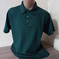 Рубашка  поло с кнопками