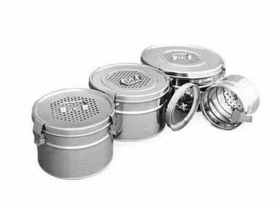 Коробки стерилизационные круглые с фильтрами (КСКФ-18) Ока-медик