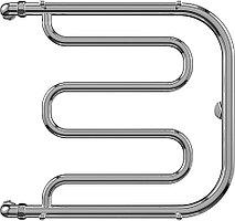 Полотенцесушитель Terminus Фокстрот Aisi 32x2, 60x60 см, нерж. сталь