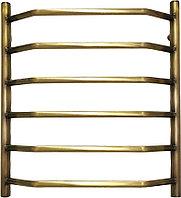Полотенцесушитель водяной Domoterm Лаура П6 50x60 см АБР, античная бронза