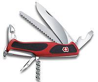 Нож VICTORINOX Мод. RangerGrip 55 (130мм) - 12 функций, R 18104