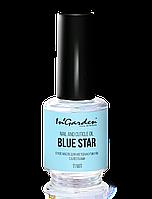 Сухое масло для ногтей и кутикулы с блёстками Ingarden Nail and cuticle oil Blue star 11мл
