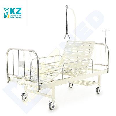 """Кровать медицинская """"KZMED"""" 204M-LE, белый"""