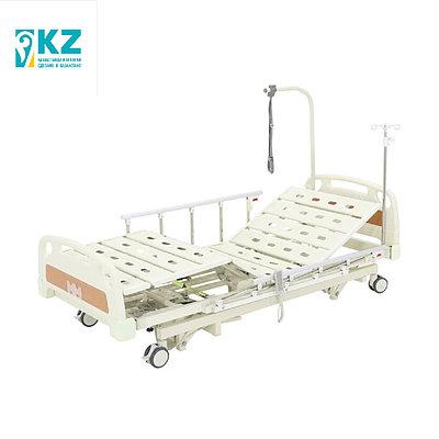 """Кровать медицинская """"KZMED"""" (304E-LE спинки ABS), бежевый"""